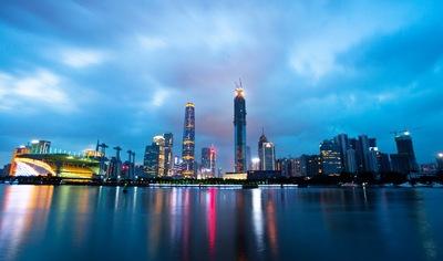 广州东塔-周大福财富中心