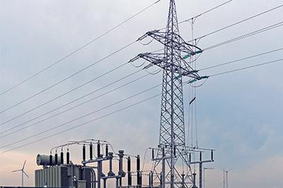 珠海城市配电网建设