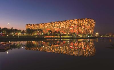 北京奥运会主场馆-鸟巢